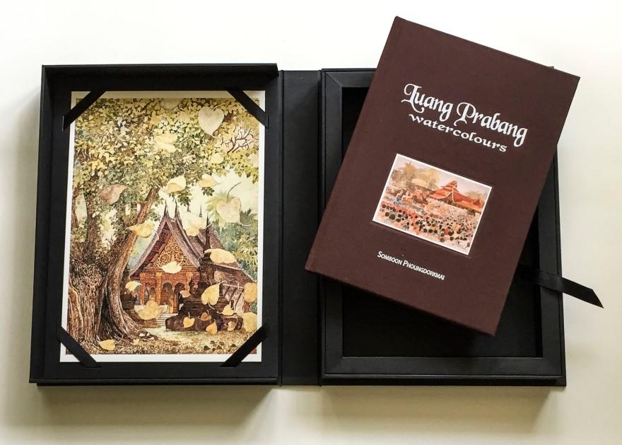 Special edition set (case+print+book)